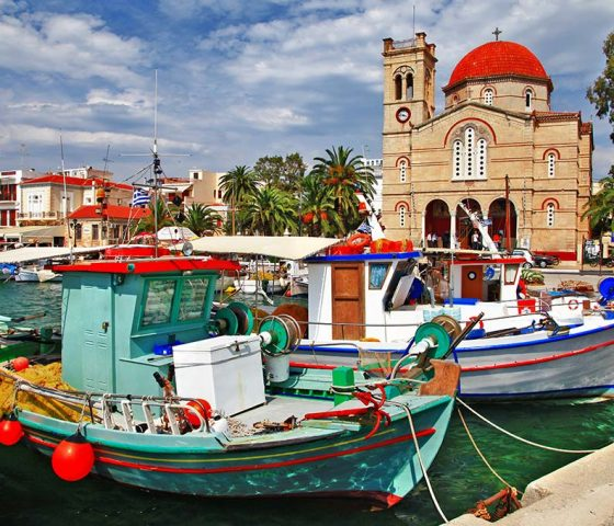Image of Aegina. Tours of Athens