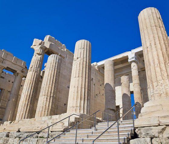 Image of Acropolis. Tours of Athens