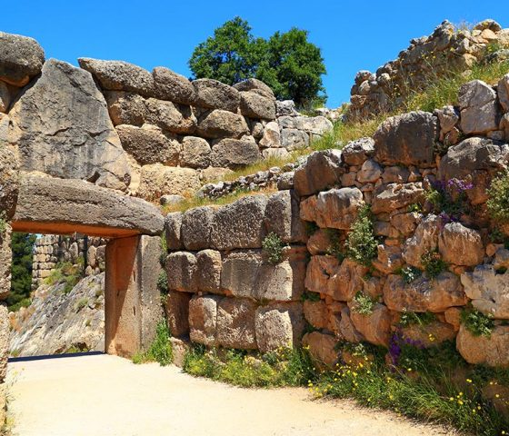 Image of Mykines. Tours of Athens