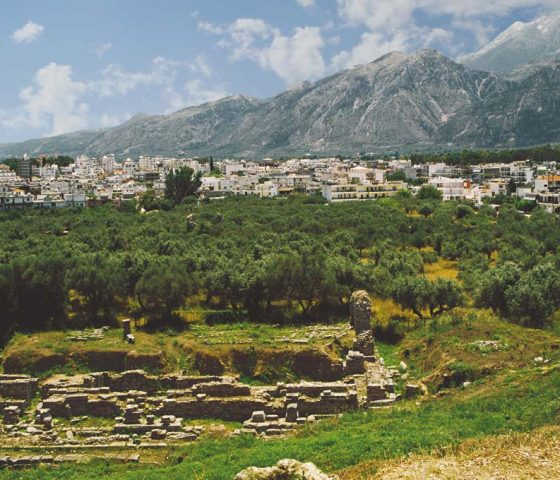 Image of Sparta. Tours of Athens