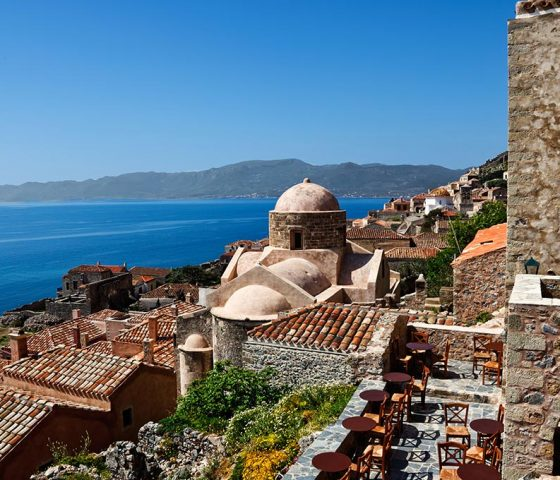 Image of Monemvasia. Tours of Athens