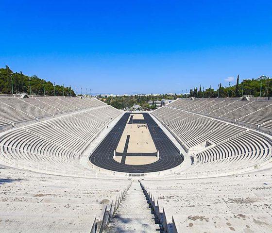 Kallimarmaro Athens. Athens-Limo