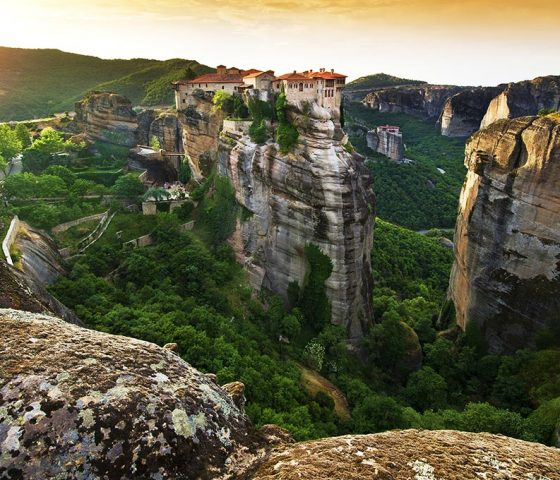 Meteora. Athens-Limo