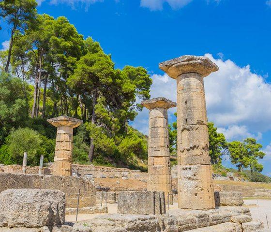 Olympia. Athens-Limo