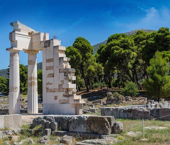 Epidaurus. Athens-limo