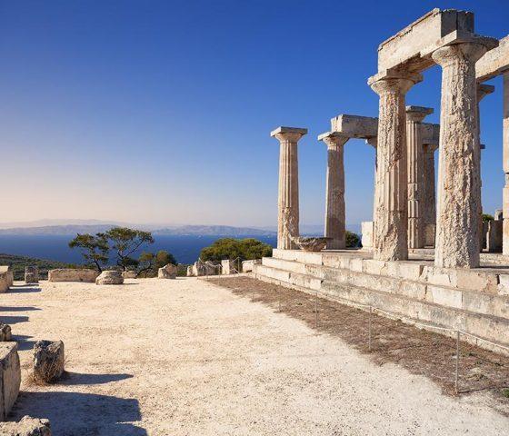 Aegina tour. Athens-limo