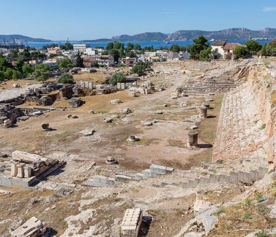Eleusis tour. Athens-limo